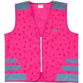 Wowow Nutty Safety Vest Kids, roze